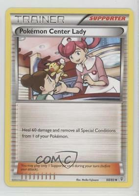 2016 Pokémon XY - Generations Expansion Set Pokemon Center Lady #68 2f4