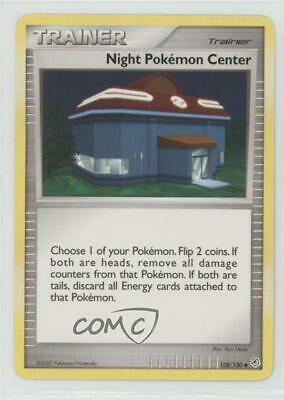2007 Pokémon - Diamond & Pearl Night Pokemon Center #108 01dr