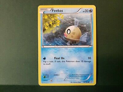 Pokemon Primal Clash Feebas Single Card Common