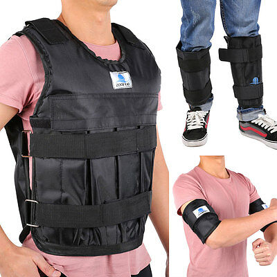 Weighted vest Empty Adjustable Weighted Vest