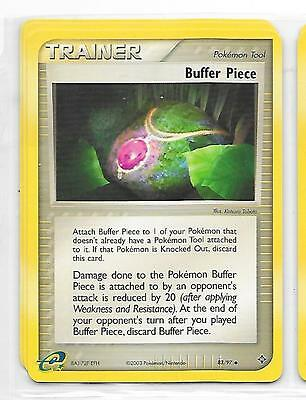 BUFFER PIECE - Trainer - 83/97 – Pokemon – Ex Dragon - NM = Buy more and save!