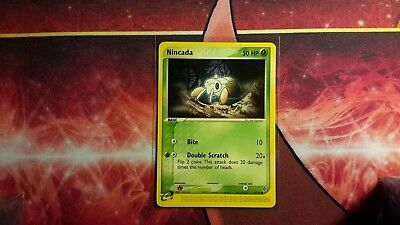 Nincada EX Dragon Pokemon Card NM