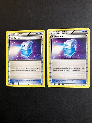 X2 Max Potion - 94/98 - Uncommon Pokemon Card BW - Emerging Powers NM