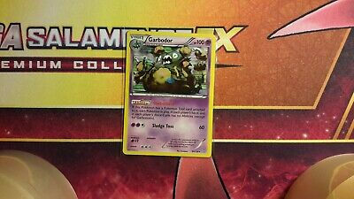 Garbodor Dragons Exalted Holo Pokemon Card LP