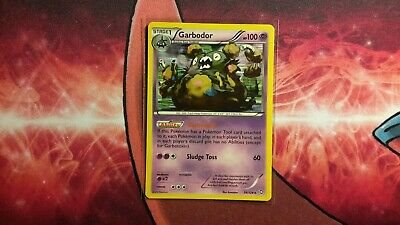Garbodor Holo Dragons Exalted Pokemon Card LP