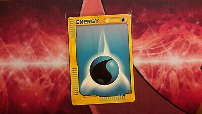 Water Energy Expedition Base Set Pokemon Card LP