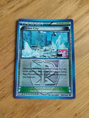 Frozen City - Parallel League Promo - 100/116 - Plasma Freeze - Pokemon