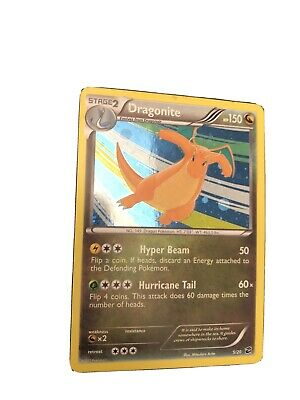 Dragonite 5/20, Dragon Vault, Holo Pokemon Card
