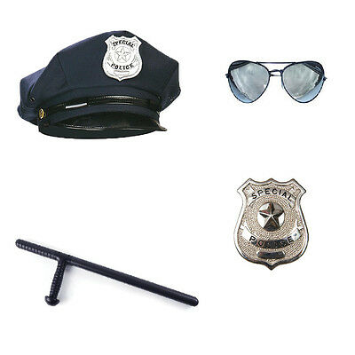 Разное 4Pc Instant Police Kit Fancy