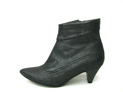 Ботинки EUROPEAN PEWTER LEATHER ANKLE BOOT,NEW,