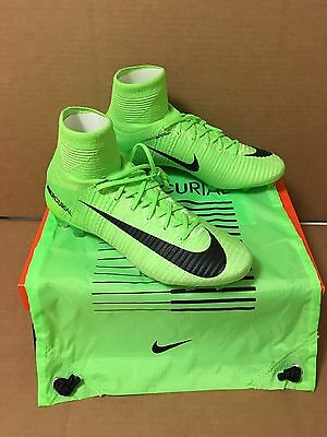 e8ed6351eaf Nike Mercurial Vapor Superfly V 5 FG - Soccer - IV - Cleats - Electric Green