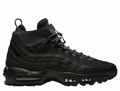 more photos f0177 03e6e NIKE AIR MAX 95 SNEAKERBOOT 806809-001 BLACK BLACK ANTHRACITE WHITE