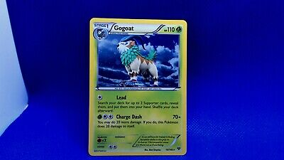 POKEMON XY - GOGOAT 19/146 nm holo 2014