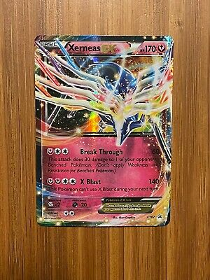 Pokemon Tcg Xerneas Ex Holo Promo Xy07 Nm