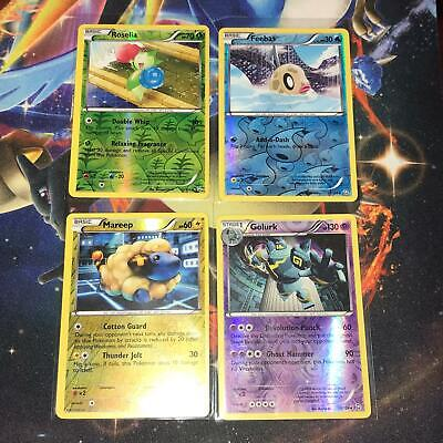 /124 DRAGONS EXALTED ~ REVERSE HOLOS ~ CHOOSE YOUR SINGLE CARDS ~ Pokemon Card