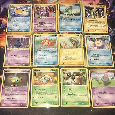 /107 EX DEOXYS ~ NON-HOLOS ~ CHOOSE YOUR OWN SINGLE CARDS ~ Pokemon Card