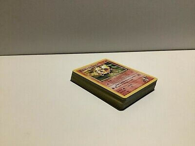Gym Heroes Unlimited Pokemon WOTC *Pick Your Card* NM LP MP HP