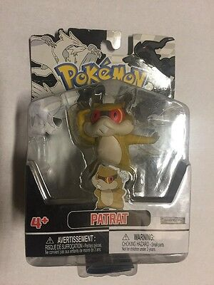 Pokemon Black & White Patrat Figurine
