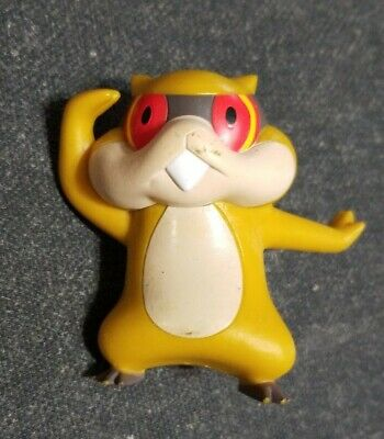 Pokemon Black & White Patrat PVC Figure Jakks Pacific 2011 Nintendo 2.5