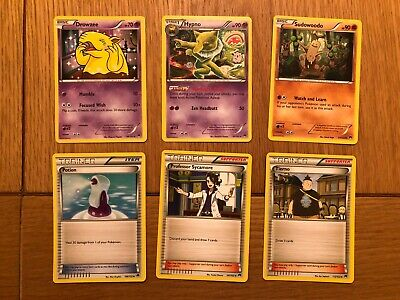 Pokemon XY BREAKPoint Nr Mint *Pick Your Card* Free Postage After 1st Card