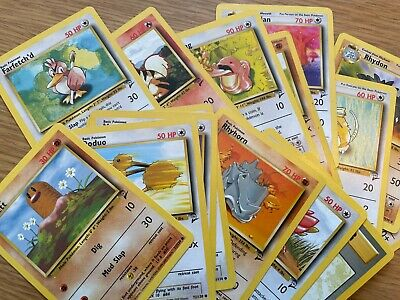 Pokemon - Base Set 2 - Excellent *Pick Your Card* Free Postage After 1st Card
