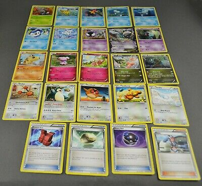 2015 Pokemon XY Breakthrough Gaming Cards Common, Uncommon, Holo - Your Choice