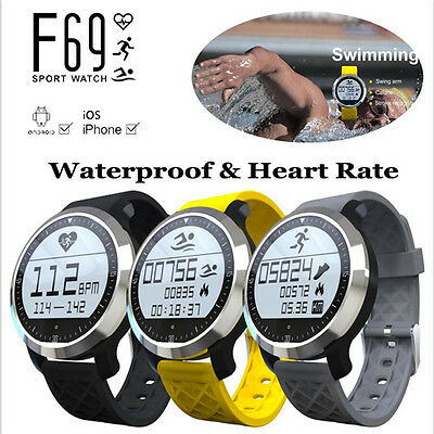 смарт-часы Free Shipping-Swimming IP68 Waterproof Smart