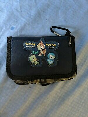 Nintendo DS Pokemon Diamond and Pearl Case Switch N Carry =)