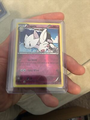 Pokemon Togetic - 44/108 - Reverse Holo - Roaring Skies NM-M.   4 Available