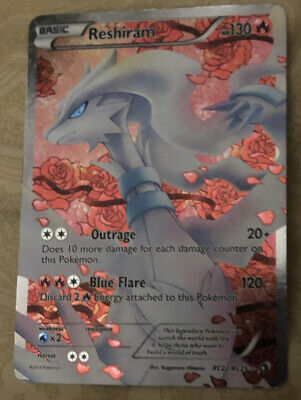 Reshiram RC22/RC25 Pokemon TCG Legendary Treasures