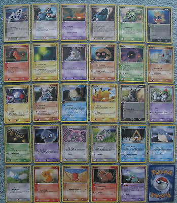 Pokemon TCG Choose One EX Power Keepers Common Card from List