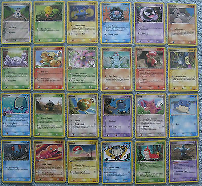 Pokemon TCG Choose One EX Legend Maker Common Card from List