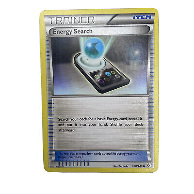 2012 pokemon card Boundaries Crossed Energy Search 128/149