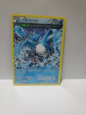 Pokemon XY Roaring Skies Pack Fresh Articuno 17/108