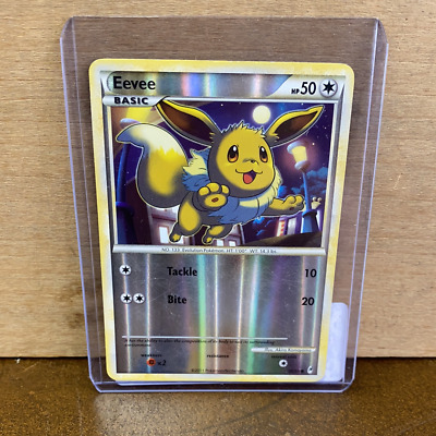 Eevee(Foil) Pokemon Call of Legends Common