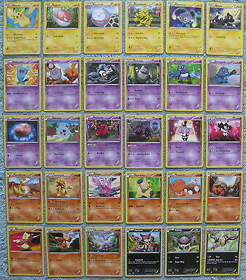 Pokemon TCG B&W Boundaries Crossed Common & Uncommon Card Selection [Part 2/3]