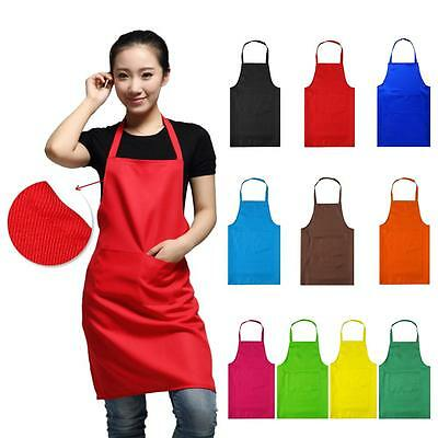 Фартуки PLAIN APRON WITH POCKET FOR