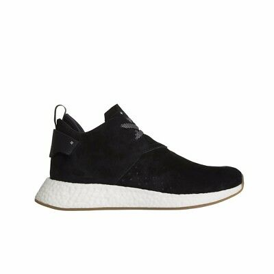 51f4b4295 Adidas NMD C2 Boost City Sock Chukka Suede (Core Black Gum) Men s Shoes  BY3011