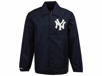 e04cfbe0bc7 Mitchell And Ness New York Yankees Jacket Top Deals   Lowest Price ...