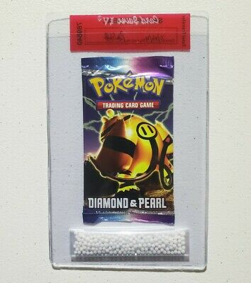Pokemon Diamond & Pearl Base Set Booster Pack - Electivire Art - New & Sealed