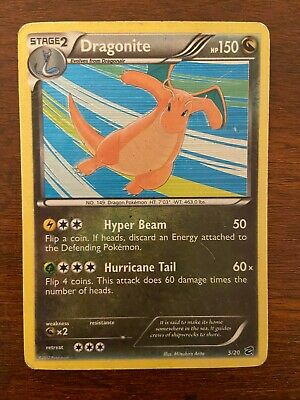 Pokemon TCG: Dragonite 5/20 Holo Rare Dragon Vault - SHIPS FAST