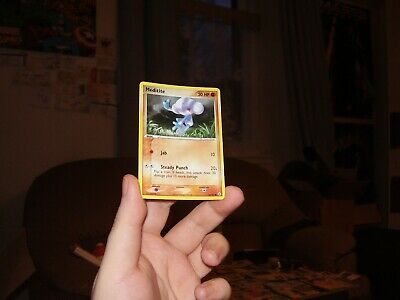 Meditite Holo Pokemon Card Hidden Legends 66/101 (Great Condition)