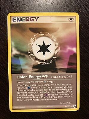 Pokemon 2006 EX Dragon Frontiers Holon Special Energy WP Card 86/101 - NM/M