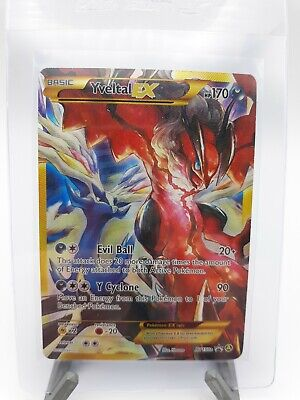 Pokemon Yveltal EX - Rare Full Art Holo XY150a - Promo NM/M