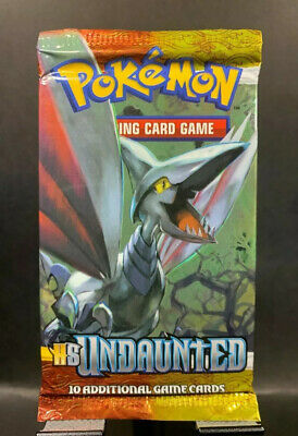 2010 Pokemon HS Undaunted Booster Pack - Skarmory