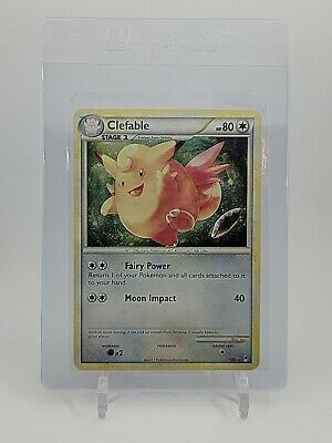 Pokemon Call Of Legends Holo Clefable Nm Mt