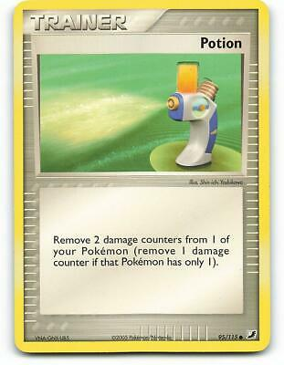 95/115 | Potion | EX Unseen Forces | Pokemon Card | Good