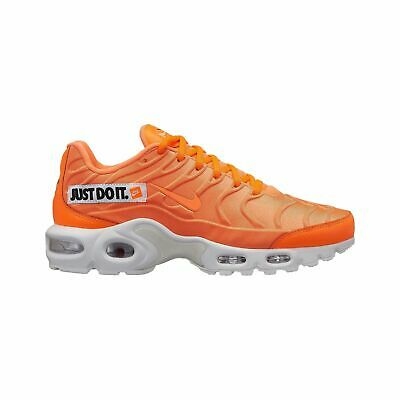 newest collection 05b15 48ea3 Nike Air Max Plus Women s Total Orange White Black   SE   JDI Pack 862201