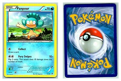 Panpour 11/39 XY Kalos Starter Set Promo Pokemon Card Exc Condition