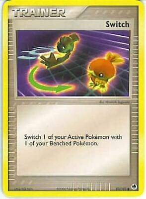 Switch - 83/101 - Common PL Dragon Frontiers Pokemon 2B3